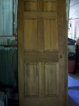 SOLID WOOD INTERIOR DOORS (2) in Camp Lejeune, North Carolina