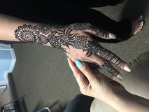 Free Henna Tattoos in Cleveland, Texas