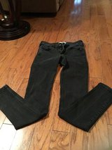 """***Ladies Black Abercrombie Jeans***25"""" in Cleveland, Texas"""