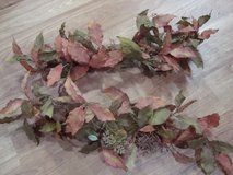 Fall  garland/ swags in Lockport, Illinois
