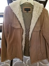 Canvas jacket faux fur in St. Charles, Illinois
