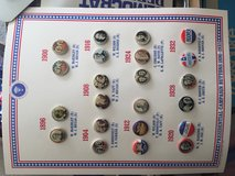 Political pins and more! in Travis AFB, California