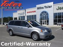 2015 Chrysler Town & Country Touring-L-Certified-Warranty(Stk#p2181) in Camp Lejeune, North Carolina