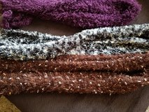 Scarves in St. Charles, Illinois