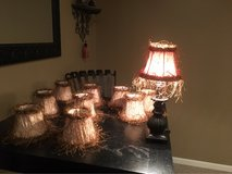 beautiful chandelier/ lamp shades in Naperville, Illinois