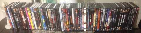 64 dvds in Beaufort, South Carolina