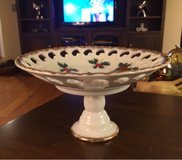 Lefton Pedestal Dish in St. Charles, Illinois