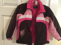 Girl's Jacket Size 6X  $8.00  / Hat, Scarf & Mittens $3.00 in Kingwood, Texas