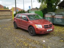 2007 Dodge caliber SE Diesel  UK Spec in Lakenheath, UK