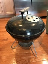 Reduced: Weber Little Smokey Grill in Oswego, Illinois