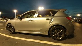 2013 mazdaspeed 3 with 144 k miles, 6-speed in Schaumburg, Illinois