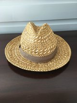 Women's Straw Sun Hat by August Hat Company in Plainfield, Illinois