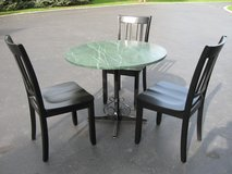 table & 3 Chairs in Joliet, Illinois
