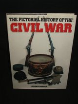 Civil War The Pictorial History by Barnes in St. Charles, Illinois