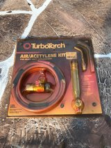 Torch in package , missing one tip in Kingwood, Texas