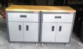 Gladiator garage storage cabinet. Make me an offer thanks! in Beaufort, South Carolina