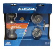 Schlage Door Lock Set - Keyed Alike ! (NEW) !! in Beaufort, South Carolina