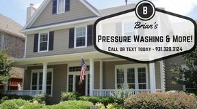 Residential Pressure Washing in Fort Campbell, Kentucky