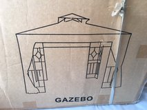 GAZEBO/ 10 x 12/ New in Box in Fort Campbell, Kentucky