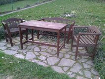 Patio Set (vintage style) in Ramstein, Germany