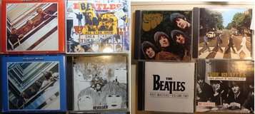 Beatles 8 cd 's collection in Glendale Heights, Illinois