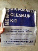 New-aid Disposable Clean-up kit in Glendale Heights, Illinois