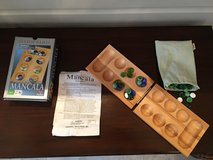 Wooden Mancala Board Game - Math Fun! in Bolingbrook, Illinois