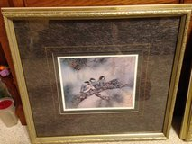 Painting of Chickadee's by Lena Y. Liu in Glendale Heights, Illinois
