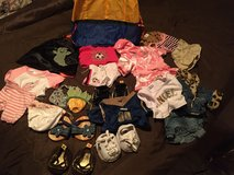 Build A Bear Outfits, Accessories and Tent in Wilmington, North Carolina