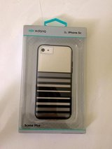 Iphone 5s & 5c Phone Case(Black striped) in Wilmington, North Carolina