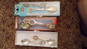 Collectable Spoons in Baytown, Texas