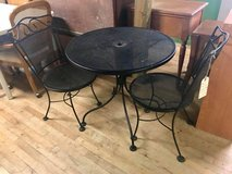Bistro Table with 2 Chairs in Camp Lejeune, North Carolina