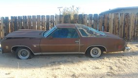 77 Chevrolet Malibu Classic in Yucca Valley, California