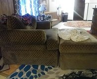 chair with foot rest price REDUCED 40 in Fort Campbell, Kentucky