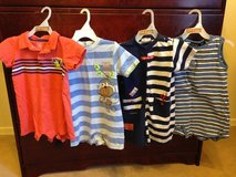 Boys summer clothes, 24 months in Belleville, Illinois