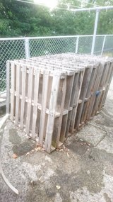 PALLETS AND WOOD in Okinawa, Japan