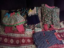 18 months-3T Toddler Girls Clothes, rain hat, romper, dress and pants sets in Fort Campbell, Kentucky