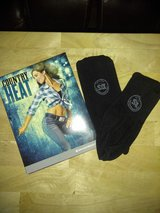 Beachbody Country Heat dance set with dance socks in Travis AFB, California