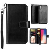 Leather Flip Folio iPhone X Wallet Case in Fort Campbell, Kentucky