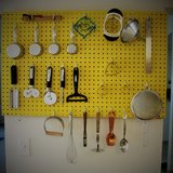CUSTOM-BUILT  PEGBOARDS in Travis AFB, California