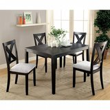"""BRAND NEW! """"URBANO"""" COLLECTION 5PC DARK SOLID HEAVY WOOD DINING SET!! in Camp Pendleton, California"""
