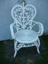 Wicker Chair in Fort Campbell, Kentucky