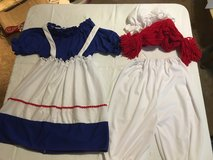 Costume -Raggedy Ann in Fort Campbell, Kentucky