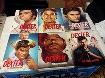 Dexter, seasons 1,2,3,4,5, and 6... DVD in Camp Pendleton, California
