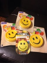vintage smiley face collection 1970's in Fort Benning, Georgia