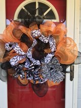 Halloween Wreath in Byron, Georgia