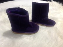 Toddler Girls Purple Boots 6 in Fort Campbell, Kentucky