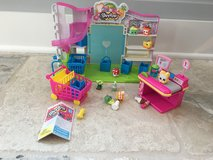 Shopkins Grocery Store / Supermarket Playset with Extras in St. Charles, Illinois