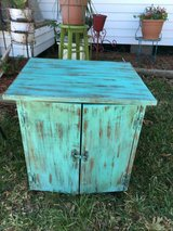 "Small rustic table  20 1/2 deep 24""wide 23"" tall in Spring, Texas"
