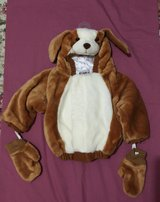 New plush warm  jacket with gloves 2t/3t in The Woodlands, Texas